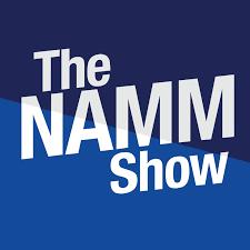 the namm show 2019 logo 3