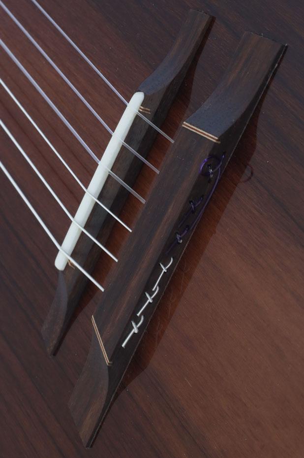 guitarra acustica MX puente 1 A