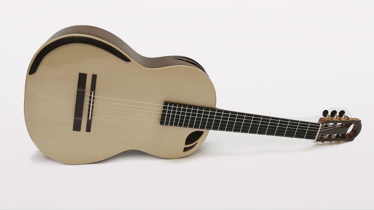 guitarra acustica modelo CSa front 1 B
