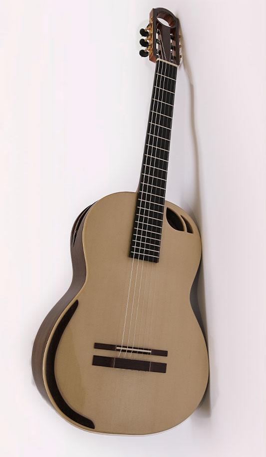 guitarra acustica modelo CSa info 3