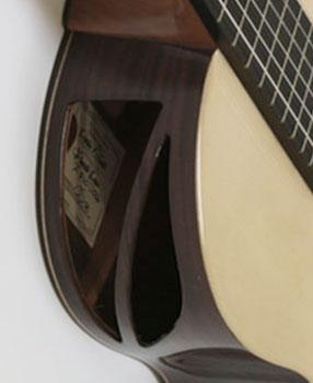 guitarra acustica modelo CSa puerto 1