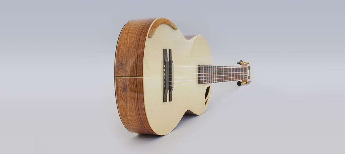 guitarra caro y topete ese 3