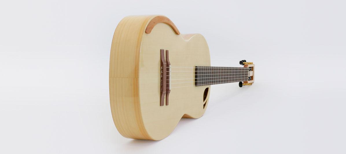 guitarra caro y topete mne 1 B