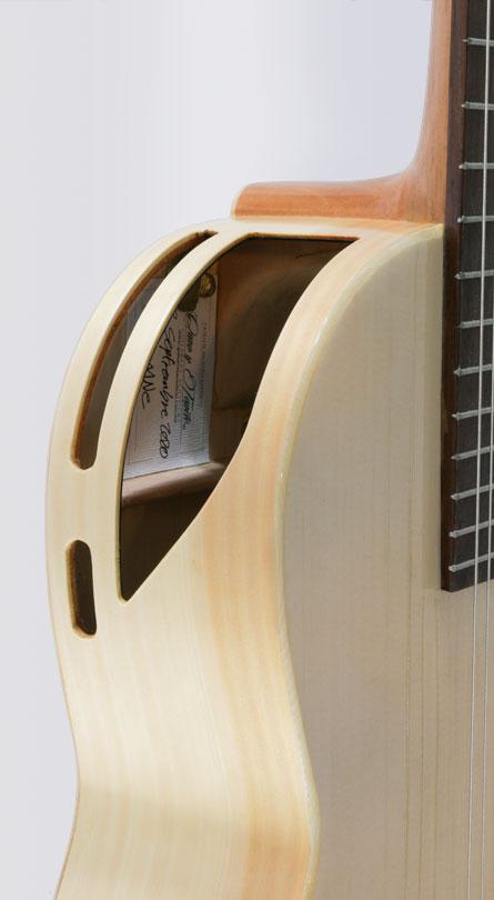 guitarra clásica de estudio mne